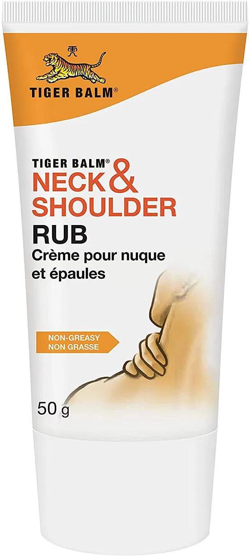 Crema de Bálsamo de Tigre para el cuello y los hombros 50g