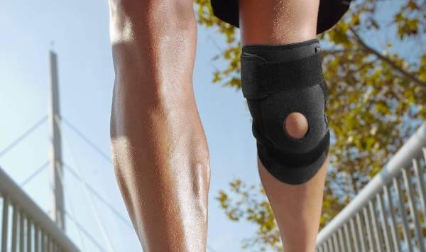 Férula para la rodilla